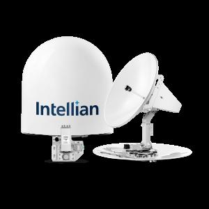 Intellian t100w image TVRO